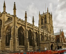 В крупнейшей в Британии приходской церкви будут проводить поп-концерты