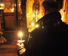 У греко-католиков и православных верующих наступило Прощеное воскресенье