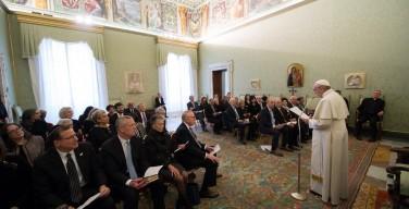 Папа: антисемитизм противоречит принципам христианства