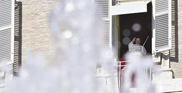 Слово Папы Франциска перед воскресной молитвой «Ангел Господень». 19 февраля 2017 года