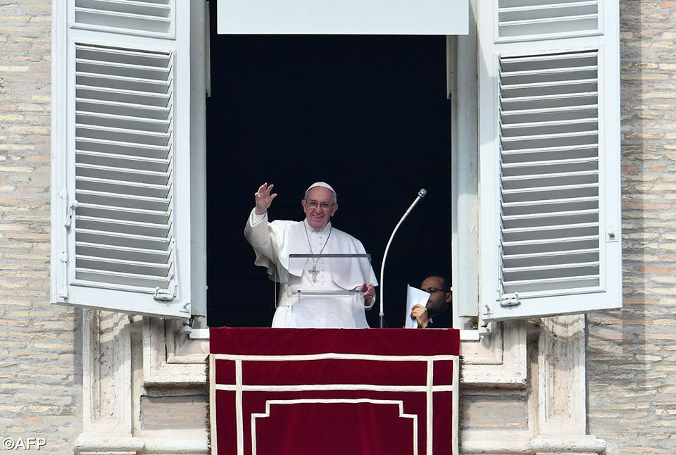 Слово Папы Франциска перед воскресной молитвой «Angelus» 12 февраля 2017 г.