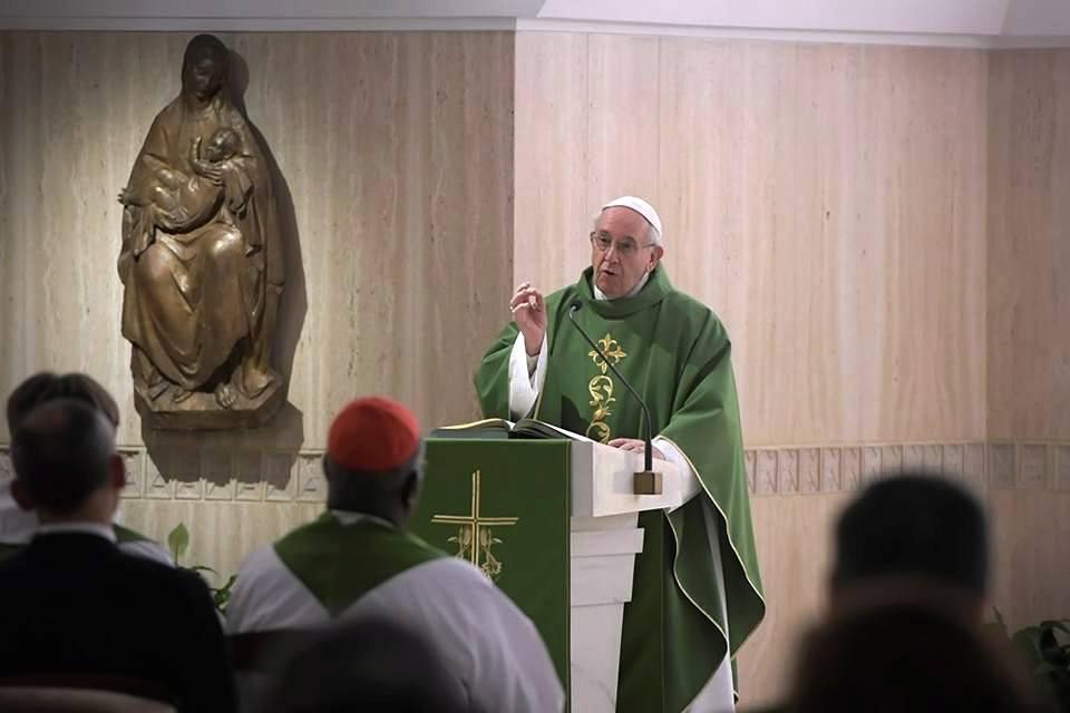 Папа: да сподобит нас Господь однажды сказать, что в мире закончились все войны