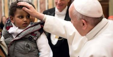 Папа: приём и защита мигрантов — это нравственный императив