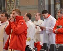 Священники из Португалии в третий раз подряд стали чемпионами по мини-футболу среди католических священников Европы