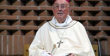 Скончался старейший католический епископ Европы