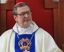 Апостольский нунций на Украине архиепископ Клаудио Гуджеротти посещает Авдеевку