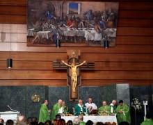 Папа в римском приходе: молитва — это противоядие от ненависти