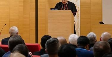 Кардинал Сандри: CCEO — инструмент для будущего Восточных Католических Церквей