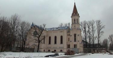 Россия: католический храм реставрируют за счет городского бюджета