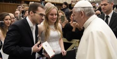 Папа: Европа должна хранить единство веры