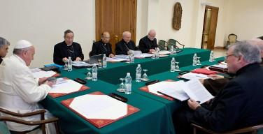 В Ватикане началась XVIII встреча Совета кардиналов