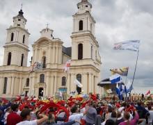 Белоруссия: проект восстановления Будславского костела будет общенациональным