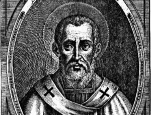Святой Поликарп Смирнский