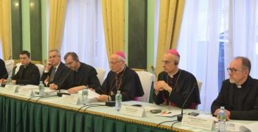 Состоялось заседание представителей Русской Православной Церкви и Римско-Католической Церкви Италии в рамках российско-итальянского Форума-диалога