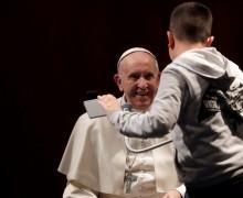Папа ответил на вопросы детей