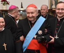 Кардинал Яворский удостоен высшей награды Польского государства