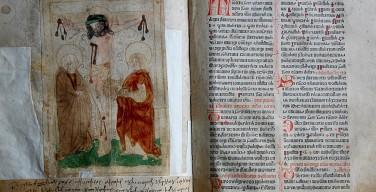 В Петербурге представлены научные работы средневековых монахов