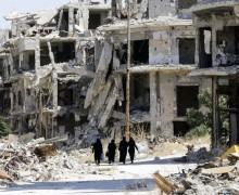 Святейший Престол: Сирия страдает от бессмысленной резни, война – свидетельство краха международной политики