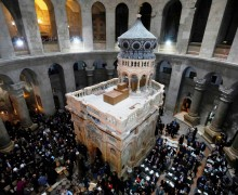 СМИ: Гробнице Христа грозит обрушение из-за неустойчивого фундамента