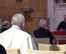 Духовные упражнения в Аричче: Иисус говорит через простые вещи