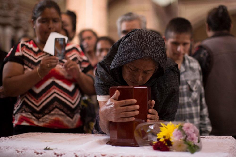 В Мексике снова убит католический священник