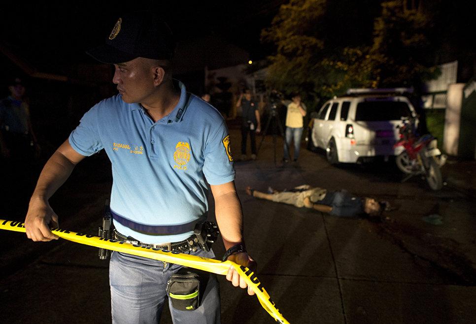 Католическая Церковь Филиппин укрывает наркоманов от преследований властями