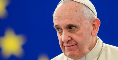 Папа Франциск примет глав стран Евросоюза накануне саммита в Риме