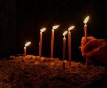 В Москве прошла панихида по погибшим бездомным