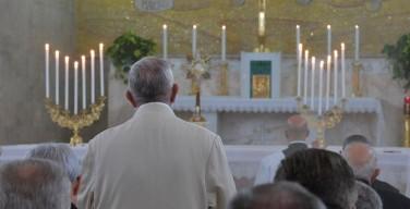Духовные упражнения в Аричче: обрести единство вокруг Вечери Господней