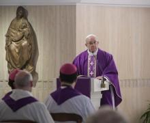 Папа: исповедальня — не химчистка, нужно стыдиться своих грехов