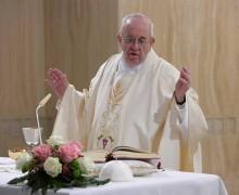 Папа: пусть святой Иосиф научит нас мечтать о великих вещах