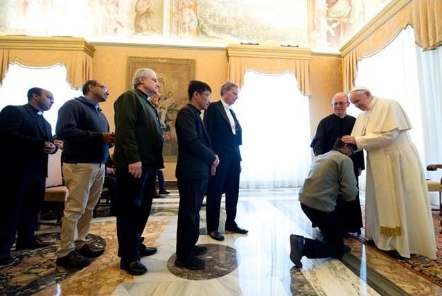 Реформа Церкви проходит через дела милосердия. Обращение Папы Франциска к Ордену регулярных клириков из Сомаски
