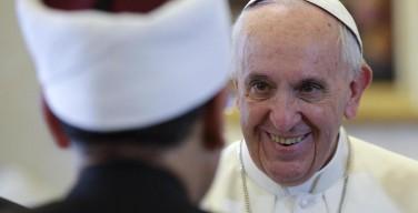 Визит Папы Франциска в Египет нацелен на диалог между религиями