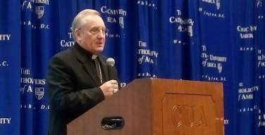 «Бизнес без опоры на христианские ценности не имеет перспектив». Митр. Кондрусевич завершил визит в США