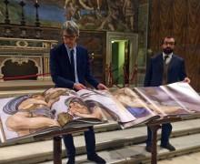 В Ватикане издан уникальный трехтомник с фресками Сикстинской капеллы