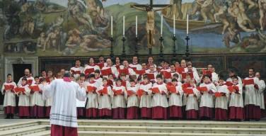 Папа Франциск о священной музыке и литургическом пении