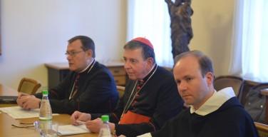 Кардинал Кох прибыл с рабочим визитом в Москву