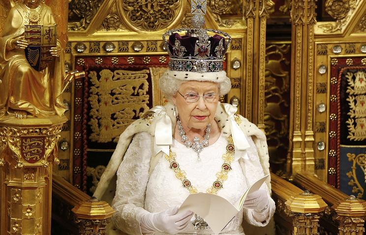 Королева Великобритании одобрила билль о выходе страны из ЕС