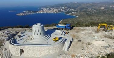 В Хорватии появится одна из самых высоких статуй Девы Марии в мире