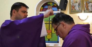 Пепельная среда 2017 в новосибириском приходе францисканцев