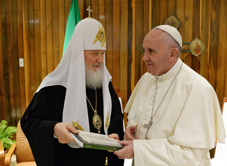 Почему Папа и Патриарх – «Святейшие»?