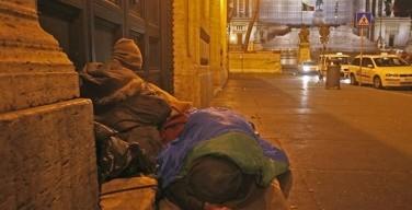 Папский элемозинарий совершил Мессу погребения бездомного поляка, погибшего от холода