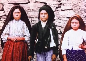 Beatos Francisco, Jacinta y Lucía de Fátima - копия