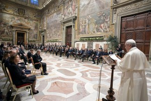 POPE EUROPEAN UNION SUMMIT VATICAN