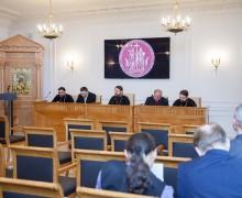 Принята к защите первая в современной России диссертация по теололгии