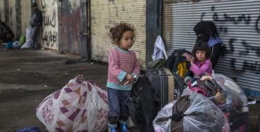 15 тысяч детей покинули оккупированный боевиками Мосул