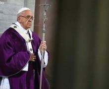 Проповедь Папы Франциска в Пепельную среду в храме Св. Сабины на Авентинском холме. 1 марта 2017 года