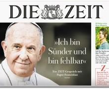 Подробности интервью Папы Франциска немецкому изданию «Die Zeit»