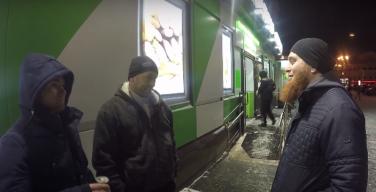 В Москве появился «шариатский патруль»