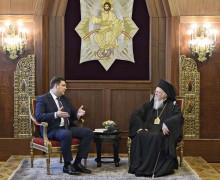 Константинопольский Патриархат поможет Украине получить объединенную Церковь